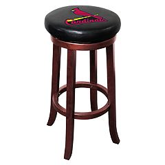 St. Louis Cardinals Wooden Bar Stool