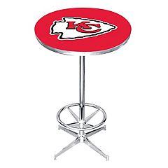Kansas City Chiefs Pub Table