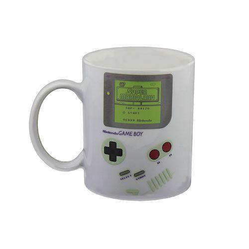 Nintendo Game Boy Color Heat Change Mug