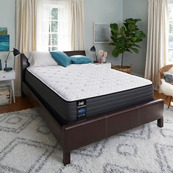 Sealy Performance Poyton Plush Mattress & Box Spring Set