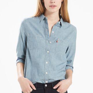 Women's Levi's® Boyfriend Shirt