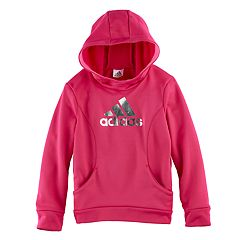 Girls 4-6x adidas Foil Performance Hoodie