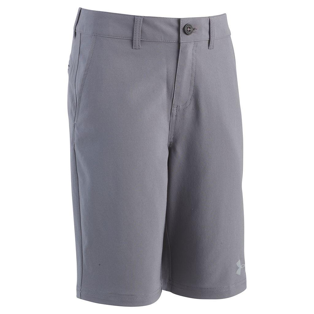 Boys 8-20 Under Armour Standard Shorts