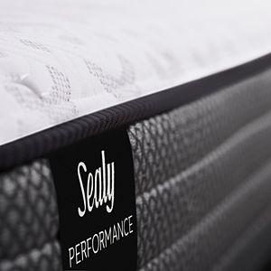 Sealy Performance Waller Firm Mattress & Box Spring Set