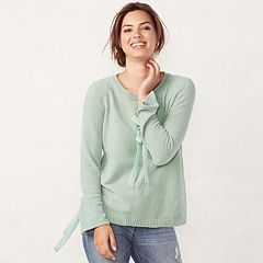 Women's LC Lauren Conrad Crewneck Sweater