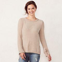 Women's LC Lauren Conrad Crewneck Sweater