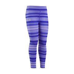 Toddler Girl Under Armour Blurred Striped Leggings