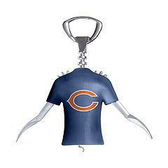 Boelter Chicago Bears Jersey Corkscrew Wine Bottle Opener