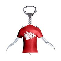 Boelter Kansas City Chiefs Jersey Corkscrew Wine Bottle Opener
