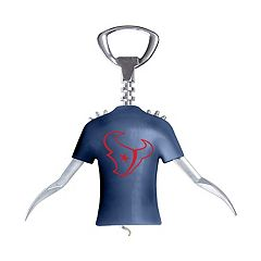 Boelter Houston Texans Jersey Corkscrew Wine Bottle Opener