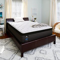 Sealy Performance Poyton Plush Pillow Top Mattress & Box Spring Set
