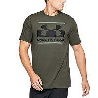 Men's Under Armour Block Logo Tee