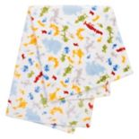 Trend Lab Dr. Seuss & Friends Plush Baby Blanket
