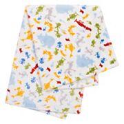 Trend Lab Dr. Seuss & Friends Plush Baby Blanket