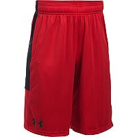 Boys 8-20 Under Armour Solid Stunt Shorts