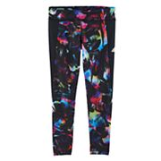 Girls 4-6x adidas Climalite Printed Tights