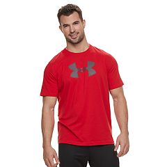 Men's Under Armour Big Logo Tee