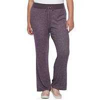 Juniors' Plus Size SO® Brushed Lounge Pants