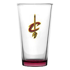 Boelter Cleveland Cavaliers Embossed Pint Glass
