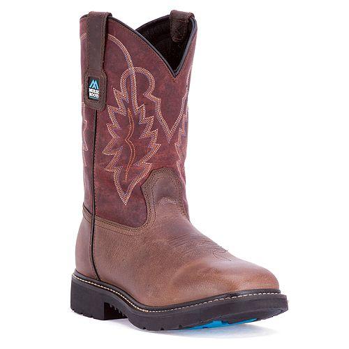 McRae Men's Western Work Boots - MR85105