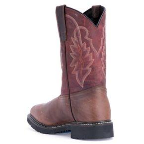 McRae Men's Western Work Boots ... - MR85105