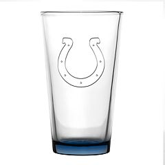 Boelter Indianapolis Colts Embossed Pint Glass