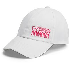 Girls 4-16 Under Armour Free Fit Graphic Logo Cap