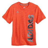 Boys 4-7x adidas Space-Dye Logo Graphic Tee
