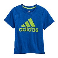 Boys 4-7x adidas Space-Dye Graphic Tee