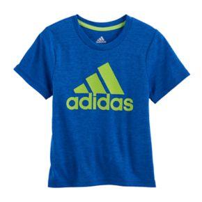 Boys 4-7x adidas Space-Dye Graphic Tee