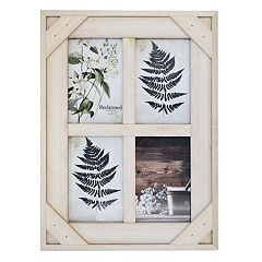 New View Farmhouse 4-Opening 4' x 6' Collage Frame