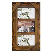 New View Farmhouse 3-Opening 4' x 6' Collage Frame