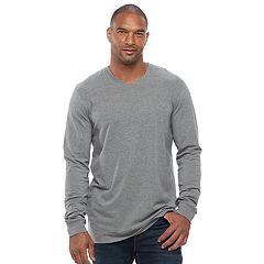 Big & Tall SONOMA Goods for Life™ Flexwear V-Neck Tee