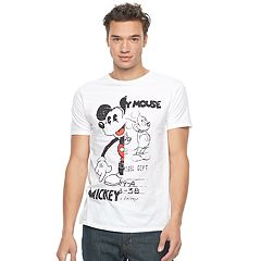 Men's Mickey Mouse Tee
