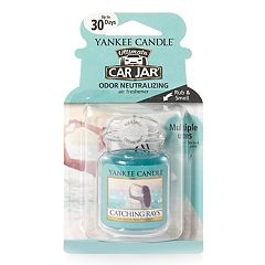 Yankee Candle Car Jar Catching Rays Air Freshener