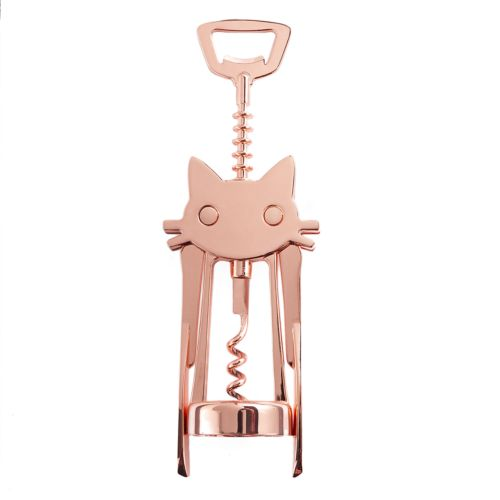 Cat Wine Bottle Opener