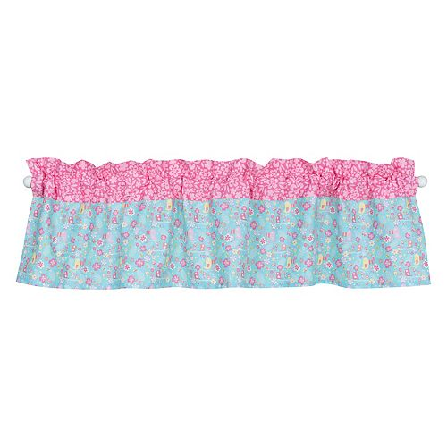 Trend Lab Tropical Tweets Window Valance