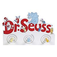 Trend Lab Dr. Seuss & Friends Peg Hook