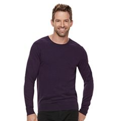 Men's Marc Anthony Slim-Fit Soft-Touch Modal Crewneck Sweater