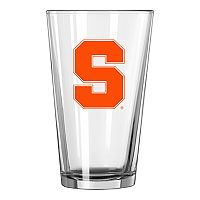 Boelter Syracuse Orange Embossed Pint