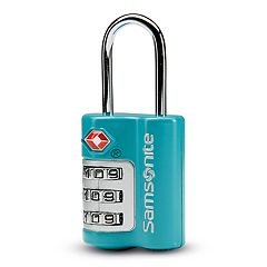 Samsonite 3-Dial Combo Lock
