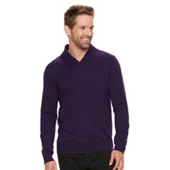 Men's Marc Anthony Slim-Fit Soft-Touch Shawl-Collar Sweater