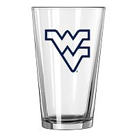 Boelter West Virginia Mountaineers Embossed Pint