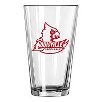 Boelter Louisville Cardinals Embossed Pint