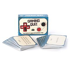Gaming Quiz Game