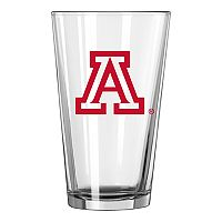 Boelter Arizona Wildcats Embossed Pint