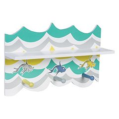 Trend Lab Dr. Seuss New Fish Wall Shelf