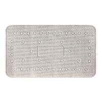 Kenney Foam Suction Cup Bath Mat