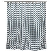Kenney Round Up PEVA Shower Curtain Liner