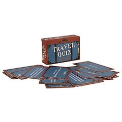 Travel Quiz Game